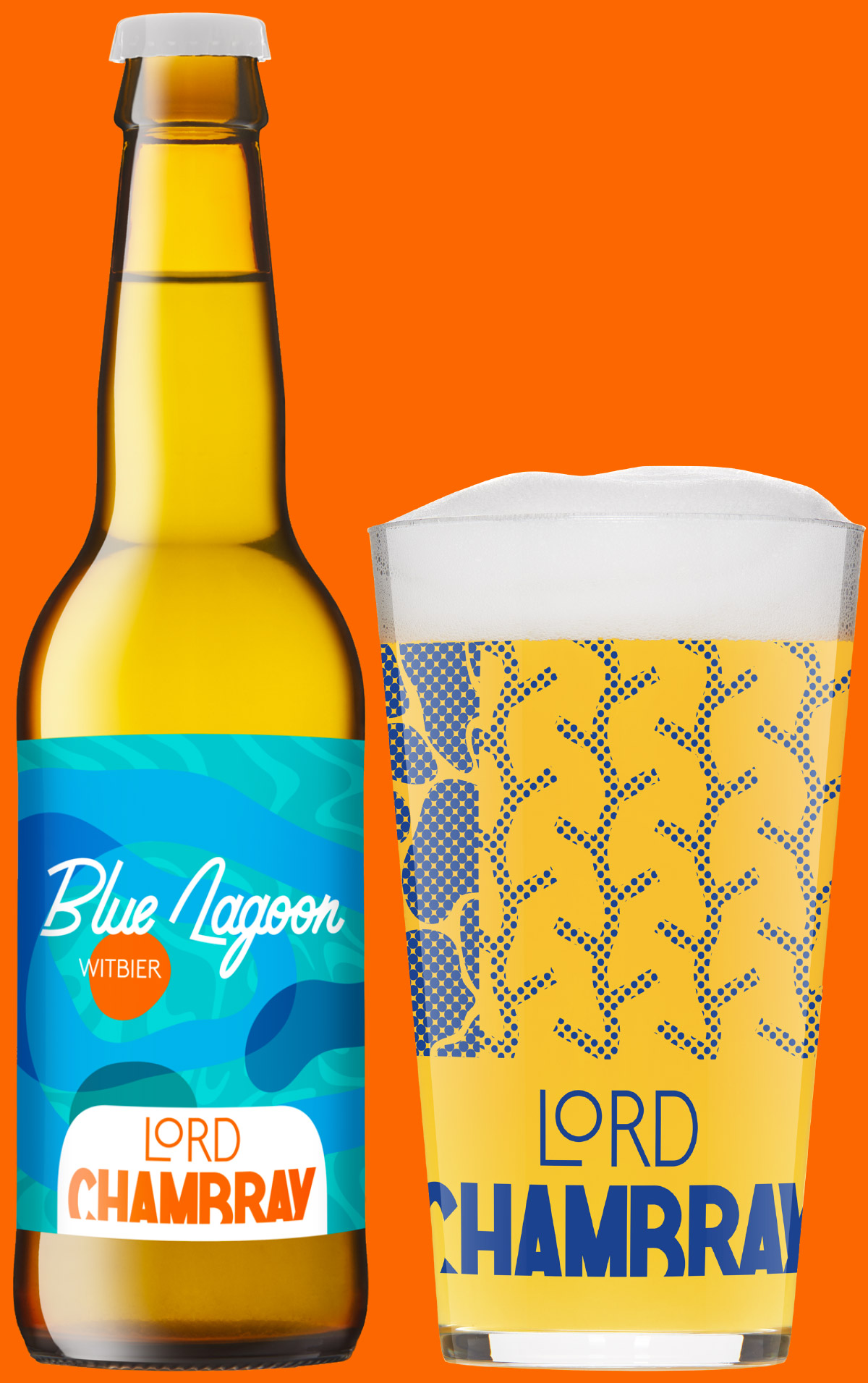Lord Chambray – Craft Beer from Malta BLUE LAGOON