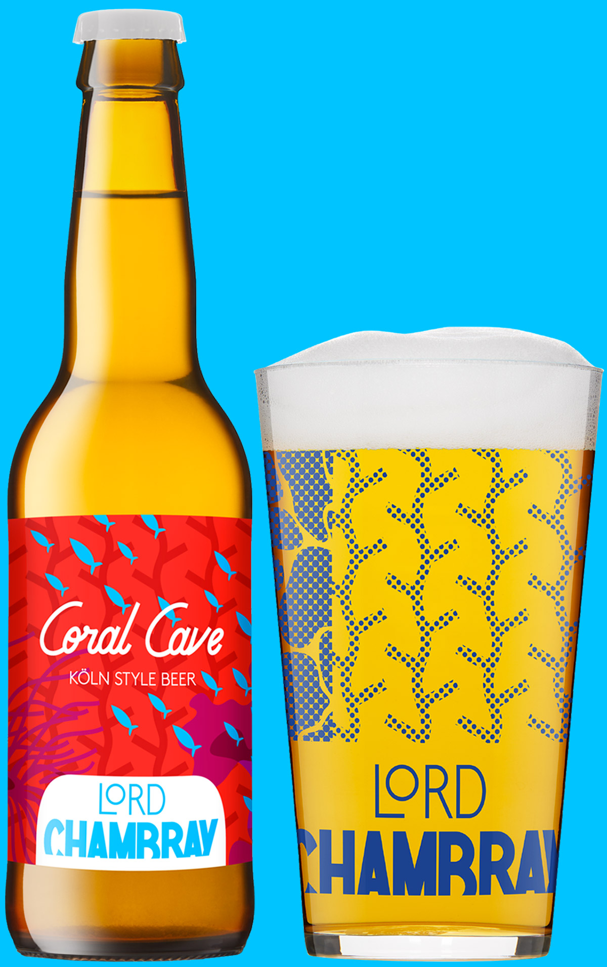 Lord Chambray – Craft Beer from Malta CORAL CAVE