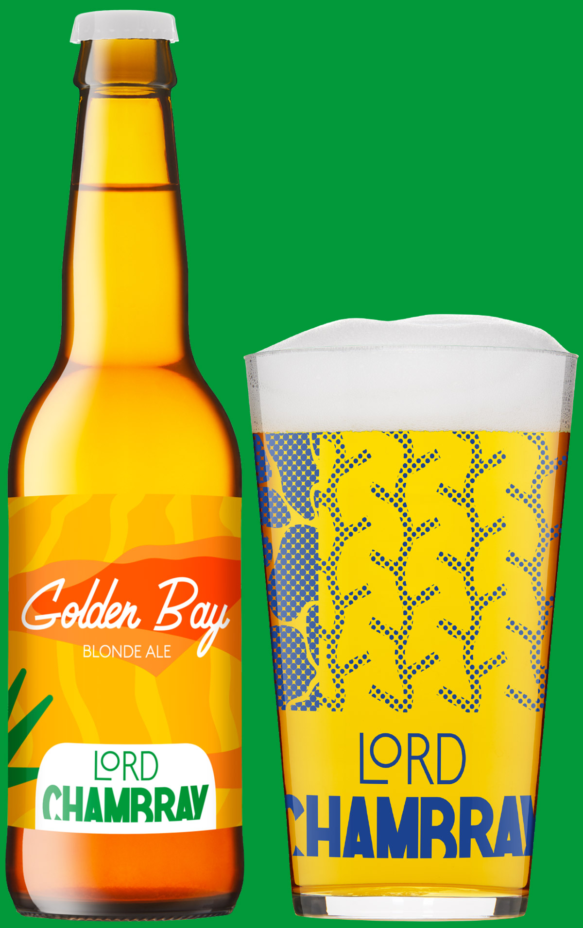 Lord Chambray – Craft Beer from Malta GOLDEN BAY