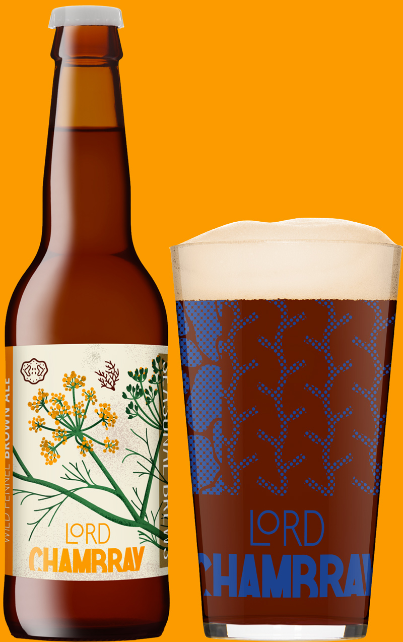 Lord Chambray – Craft Beer from Malta WILD FENNEL
